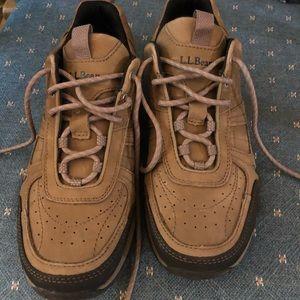 LL Bean Woman Hiking shoes